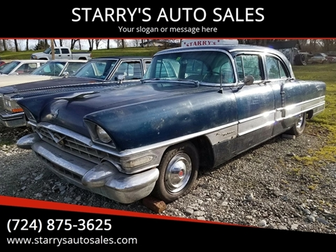 1956 Packard Patrician for sale in New Alexandria, PA