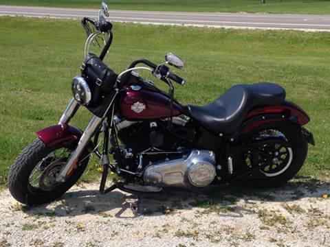 2014 Harley-Davidson Soft Tail Slim