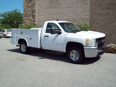 2009 Chevrolet Silverado 2500HD for sale at K & K Motors in Bentonville AR
