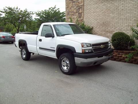 2005 Chevrolet Silverado 2500HD for sale in Bentonville, AR