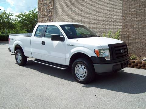 2012 Ford F-150 for sale at K & K Motors in Bentonville AR