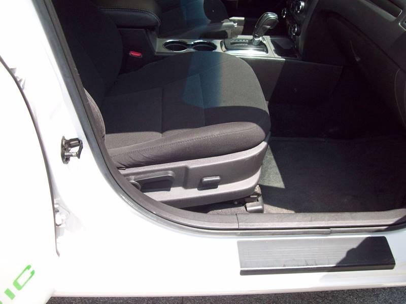 2010 Ford Fusion Hybrid for sale at K & K Motors in Bentonville AR
