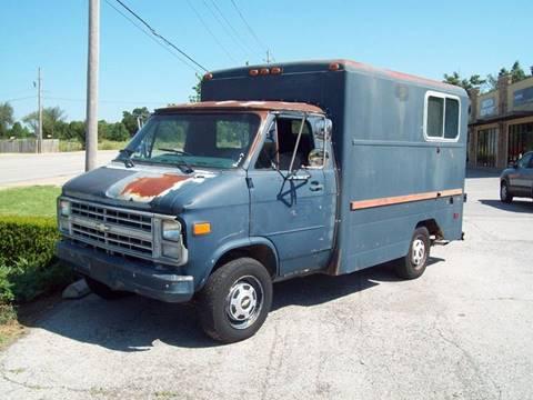 1986 Chevrolet Chevy Van for sale in Bentonville, AR