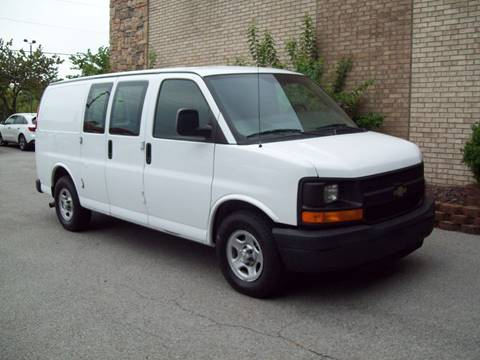 2008 Chevrolet Express Cargo for sale in Bentonville, AR