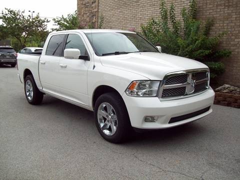 2009 Dodge Ram Pickup 1500 for sale at K & K Motors in Bentonville AR