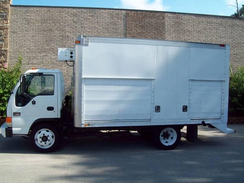 2003 GMC W4500 for sale at K & K Motors in Bentonville AR