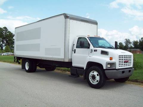 2007 GMC TOPKICK for sale at K & K Motors in Bentonville AR