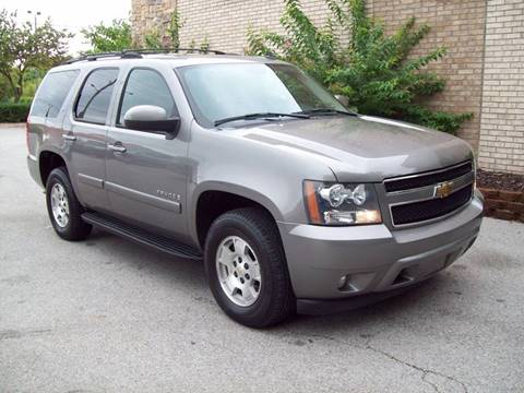 2007 Chevrolet Tahoe for sale at K & K Motors in Bentonville AR