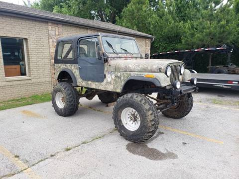 1982 Jeep Scrambler for sale in Bentonville, AR