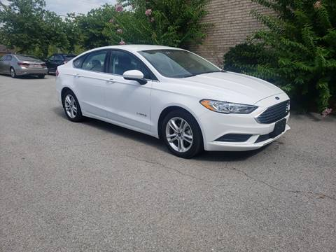 Cars For Sale In Arkansas >> 2018 Ford Fusion Hybrid For Sale In Bentonville Ar