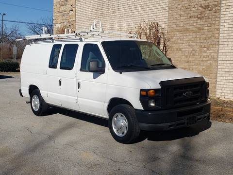 2010 Ford E-Series Cargo for sale in Bentonville, AR