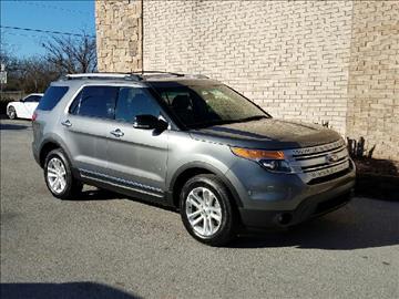 2014 Ford Explorer for sale in Bentonville, AR