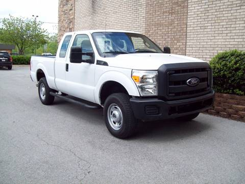 2012 Ford F-250 Super Duty for sale in Bentonville, AR