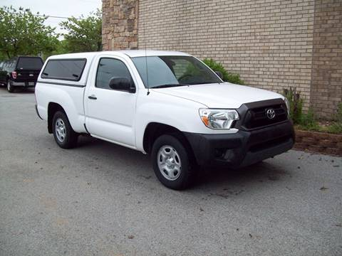 2013 Toyota Tacoma for sale in Bentonville, AR