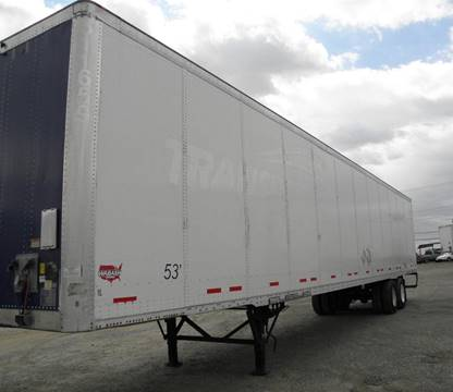 2009 Wabash TRAILER for sale in Fontana, CA