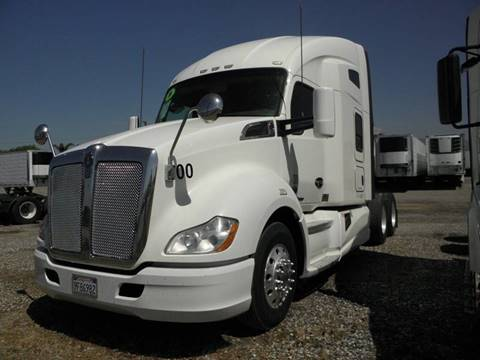 2014 Kenworth T680 for sale in Fontana, CA