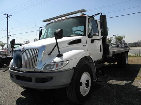 2013 International DuraStar 4300 for sale in Fontana, CA