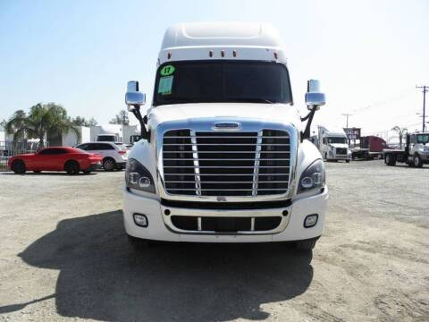 Freightliner Of Nh >> 2017 Freightliner Cascadia For Sale In Fontana Ca
