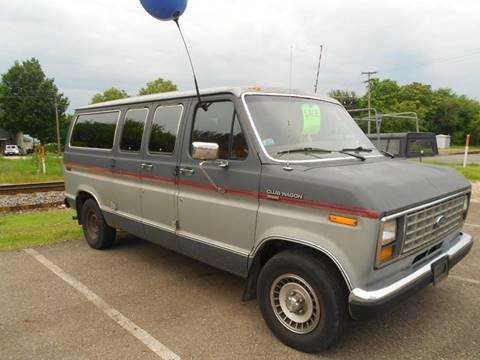 1989 Ford E-150
