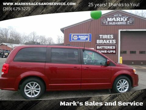 2015 Dodge Grand Caravan for sale in Schoolcraft, MI