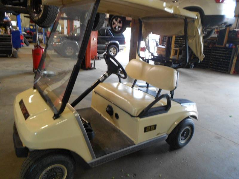 2008 Ingersall Rand Club Car  - Schoolcraft MI
