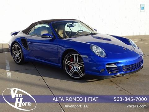 2009 Porsche 911 for sale in Davenport, IA