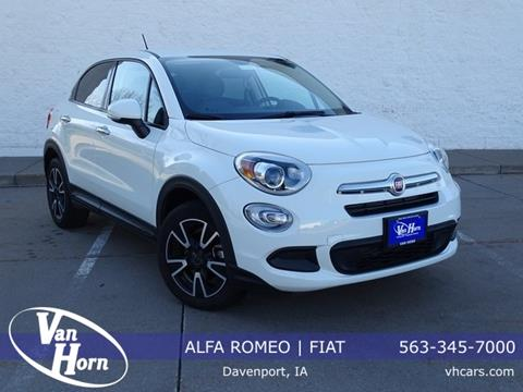 2016 FIAT 500X for sale in Davenport, IA