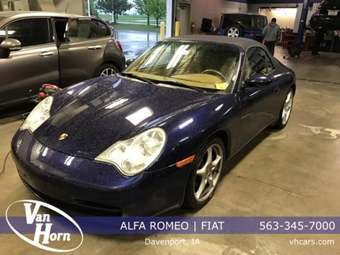 2002 Porsche 911 for sale in Davenport, IA