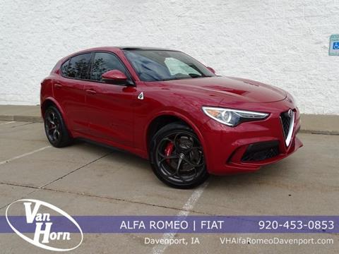 2018 Alfa Romeo Stelvio Quadrifoglio for sale in Davenport, IA