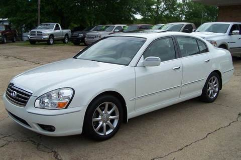 2005 Infiniti Q45 for sale at HILLCREST MOTORS LLC in Byram MS