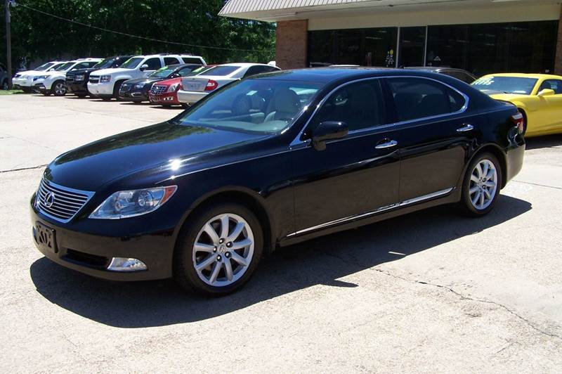 2007 Lexus LS 460 for sale at HILLCREST MOTORS LLC in Byram MS