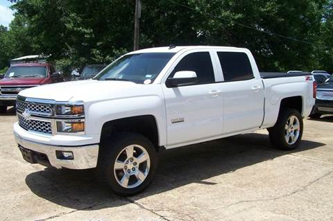 2014 Chevrolet Silverado 1500 for sale at HILLCREST MOTORS LLC in Byram MS
