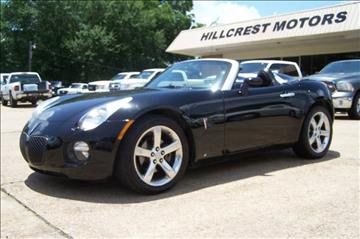 2008 Pontiac Solstice for sale in Byram, MS