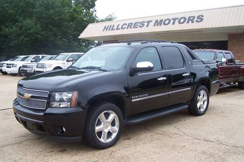 2012 Chevrolet Avalanche for sale in Byram, MS