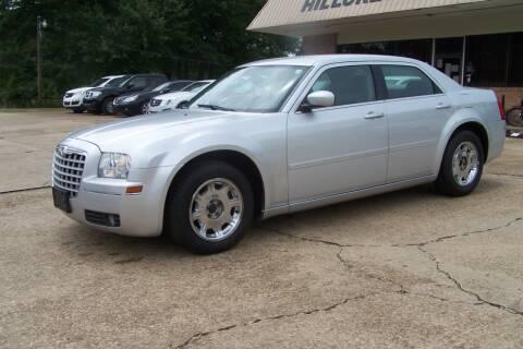 2005 Chrysler 300 for sale at HILLCREST MOTORS LLC in Byram MS