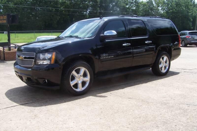 2014 Chevrolet Suburban for sale at HILLCREST MOTORS LLC in Byram MS