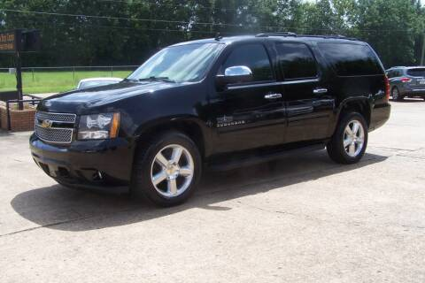 2014 Chevrolet Suburban for sale at HILLCREST MOTORS LLC in Byram MS