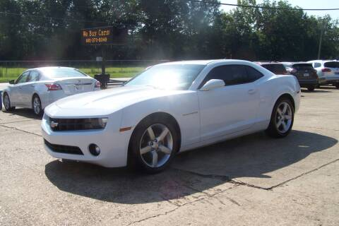 2013 Chevrolet Camaro for sale at HILLCREST MOTORS LLC in Byram MS