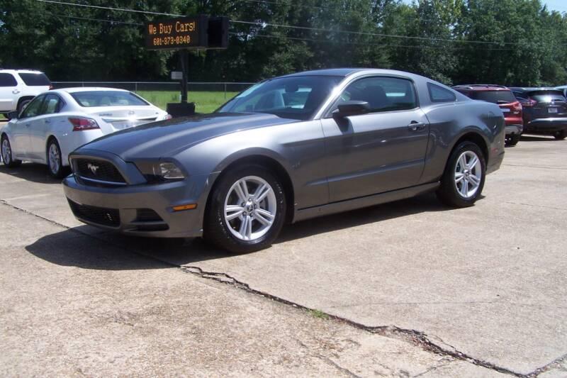2014 Ford Mustang for sale at HILLCREST MOTORS LLC in Byram MS