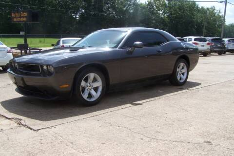 2014 Dodge Challenger for sale at HILLCREST MOTORS LLC in Byram MS