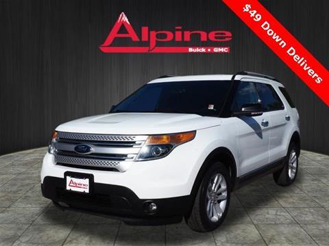 2014 Ford Explorer for sale in Denver, CO