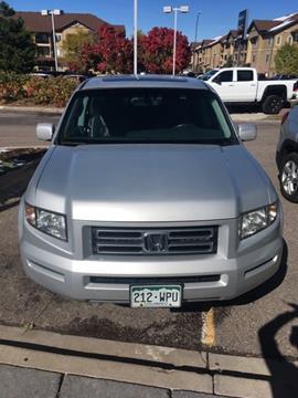 2006 Honda Ridgeline for sale in Denver, CO