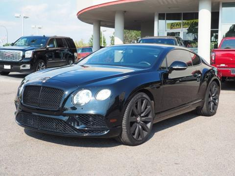 2016 Bentley Continental GT Speed For Sale in Grayslake, IL ...