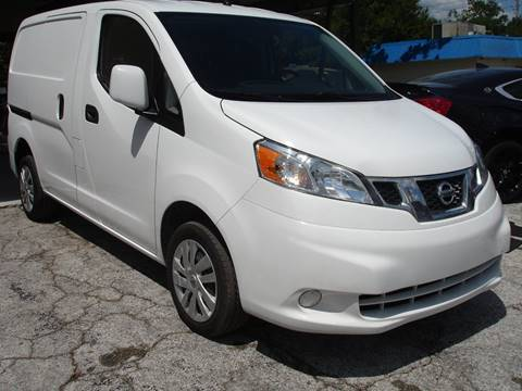 2018 Nissan NV200 for sale in Largo, FL