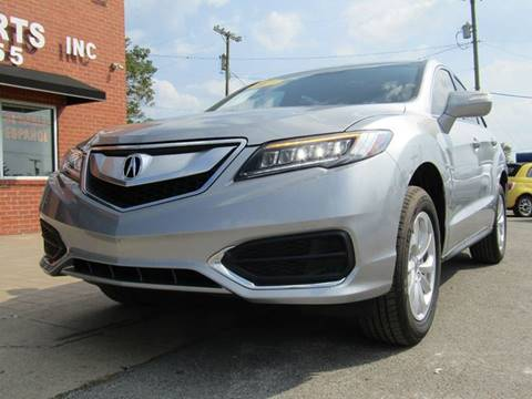 2017 Acura RDX for sale in Madison, TN