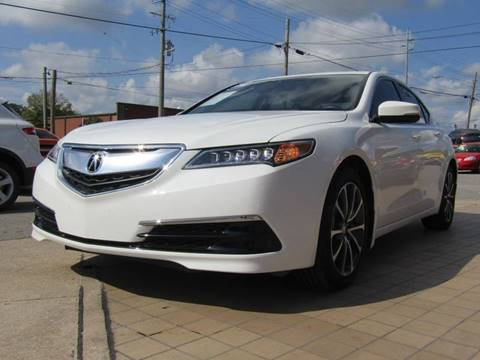 2016 Acura TLX for sale in Madison, TN