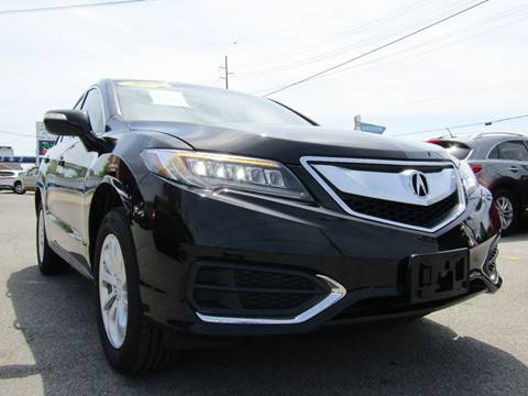 2017 Acura RDX for sale at A & A IMPORTS OF TN in Madison TN