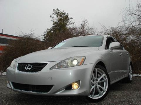 2007 Lexus IS 350 for sale at A & A IMPORTS OF TN in Madison TN