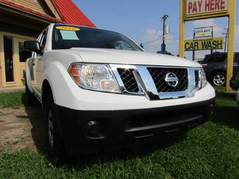 2016 Nissan Frontier for sale at A & A IMPORTS OF TN in Madison TN