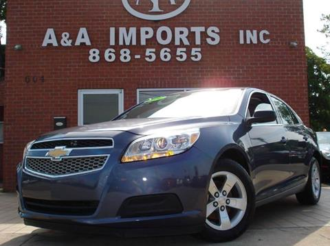 2014 Chevrolet Malibu for sale at A & A IMPORTS OF TN in Madison TN